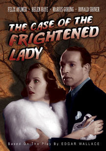 The Case Of The Frightened Lady (DVD)