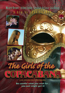 The Girls Of The Copacabana (DVD)