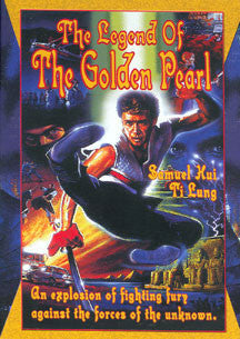 Legend Of The Golden Pearl, The (DVD)