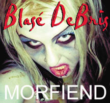 Blase Debris - Morfiend (CD)