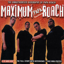 Papa Roach - Maximum Papa Roach (CD)