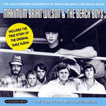 Brian Wilson & The Beach Boys - Maximum Brian Wilson & The Beach Boys (CD)