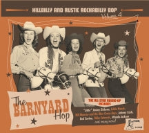 Barnyard Hop, The (CD)