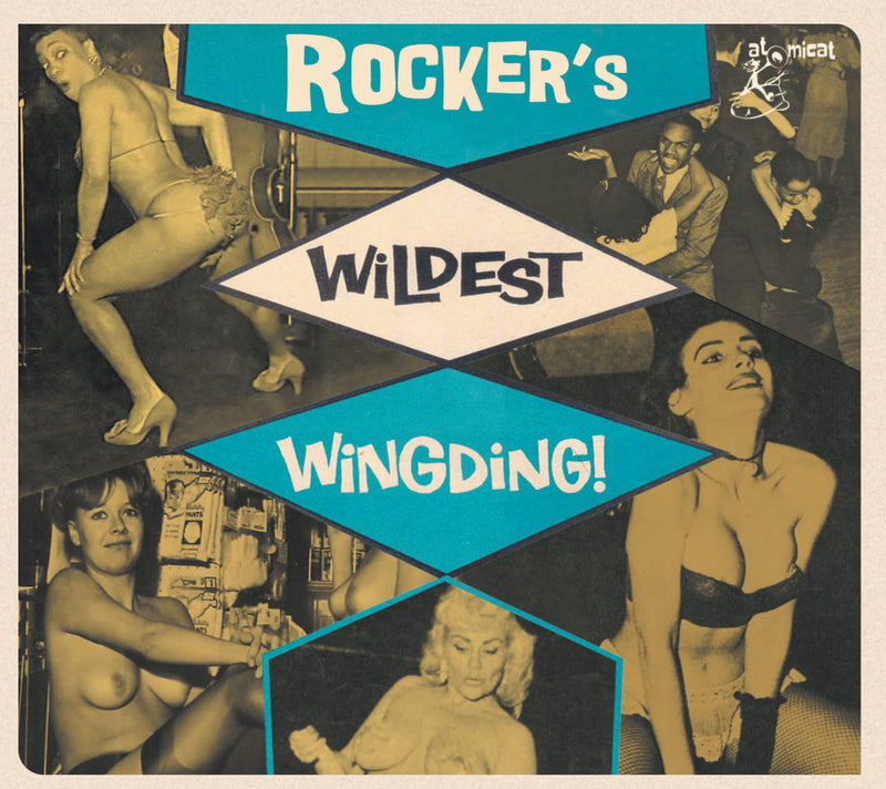Rockers Wildest Wingding! (CD)