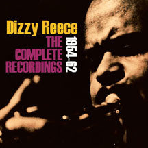 Dizzy Reece - The Complete Recordings 1954-62 (CD)