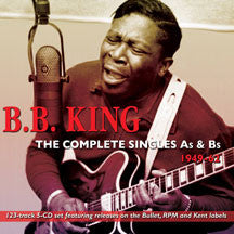B.B. King - Complete Singles As & Bs 1949-62 (CD)