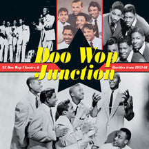 Doowop Junction (CD)