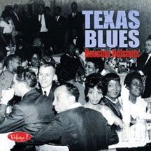 Texas Blues Vol1 (CD)