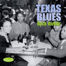 Texas Blues Vol 2 - Rock Awhile (CD)