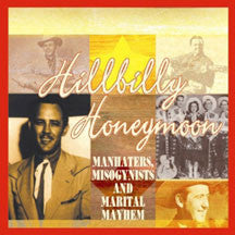 Hillbilly Honeymoon (CD)