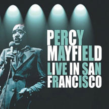 Percy Mayfield - Live In San Francisco (CD)