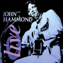 John Hammond - Live (CD)