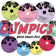 Olympics - Arvee Singles Plus (CD)