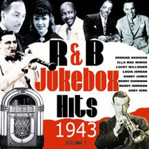 R&b Jukebox Hits 1943 (CD)