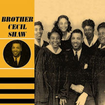 Brother Cecil Shaw - Brother Cecil Shaw (CD)