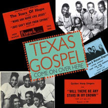 Texas Gospel - Come On Over Here (CD)
