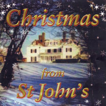 St. John's School Choir - Christmas At St. John's (CD)