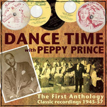 Peppy Prince - Dance Time (CD)