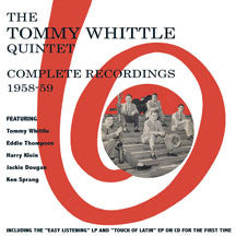 Tommy Whittle - Complete Recordings 1958-9 (CD)