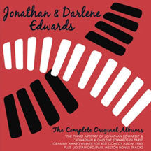 Jonathan & Darlene Edwards - The  Complete Original Albums (CD)