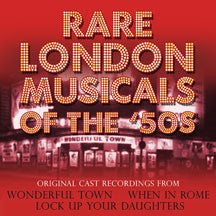 Rare London Musicals Of The 50s (CD)