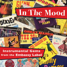 In The Mood: Instrumental Gems From The Embassy Label (CD)