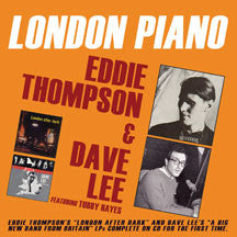 London Piano: Eddie Thompson And Dave Lee (CD)