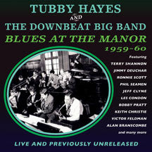 Tubby Hayes - Tubby Hayes & The Downbeat Big Band (CD)