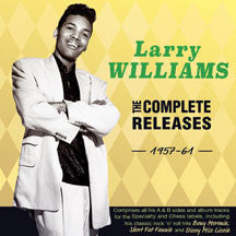 Larry Williams - The Complete Releases 1957-61 (CD)