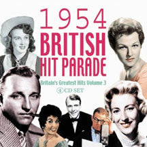 The 1954 British Hit Parade (CD)