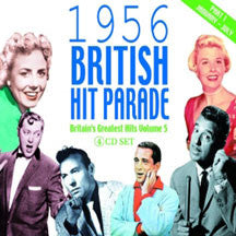 1956 British Hit Parade Pt 1 (CD)