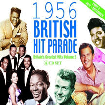 1956 British Hit Parade Pt 2 (CD)