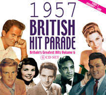 The 1957 British Hit Parade Part 1 (CD)