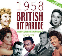 The 1958 British Hit Parade Part 1 (CD)