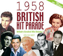 The 1958 British Hit Parade Part 2 (CD)