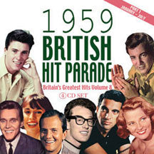 The 1959 British Hit Parade Part 1 (CD)