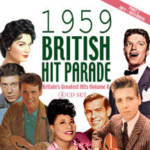The 1959 British Hit Parade Part 2 (CD)