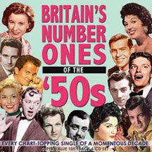 Britain's Number Ones Of The 50's (CD)