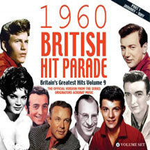 The 1960 British Hit Parade Part One: Jan-may (CD)