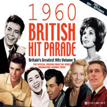 The 1960 British Hit Parade Part Two: May-sept. (CD)