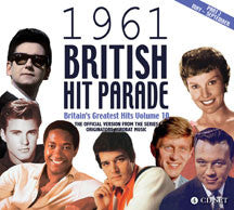 1961 British Hit Parade Part 2: April-September (CD)