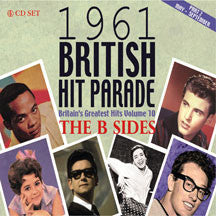 1961 British Hit Parade: B-sides Part Two: Apr-Sept (CD)