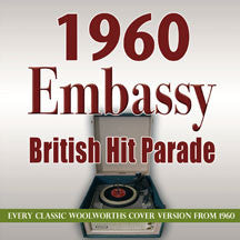 Embassy  British Hit Parade 1960 (CD)