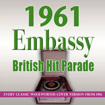 Embassy British Hit Parade 1961 (CD)