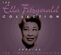 Ella Fitzgerald - The Collection 1938-45 (CD)