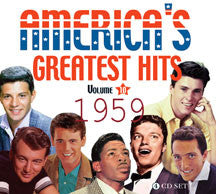 America's Greatest Hits 1959 (CD)