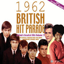 1962 British Hit Parade Part Three: Sept-Dec (CD)