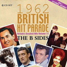 1962 British Hit Parade: The B Sides Part Three: Sept-dec (CD)
