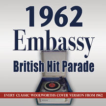 1962 Embassy British Hit Parade (CD)