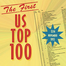 First US Top 100: November 12th 1955 (CD)